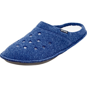 Crocs Classic Slippers Cerulean Blue/Oatmeal